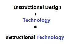 instructional technology equation