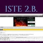 ISTE 2B