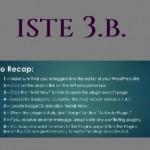 ISTE 3B